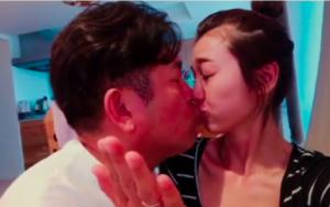 """木下優樹菜、フジモンとの""""キス動画"""""""