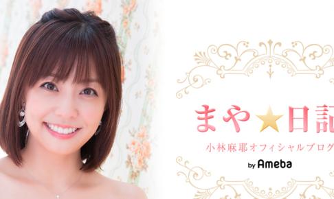 小林麻耶結婚