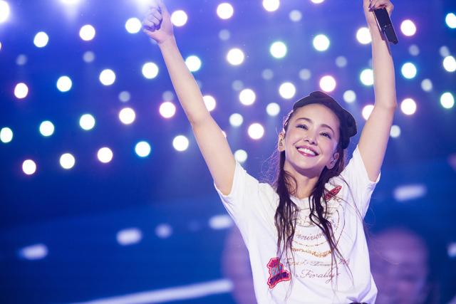 安室奈美恵ラストツアー映像予約数が90万枚超えで日本記録更新