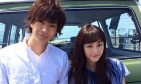 三浦翔平と桐谷美玲が結婚