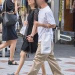 小林麻耶さんのインスタに夫が登場