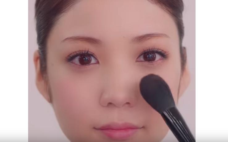 安室奈美恵のメイク方法