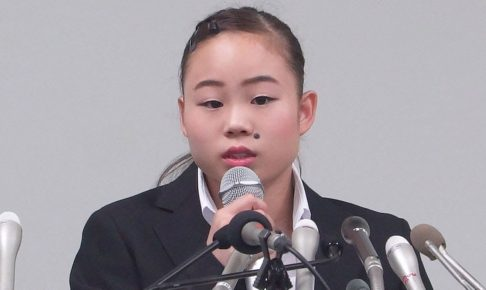 宮川紗江選手と塚原夫婦