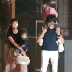 小倉優子とエリート歯科医の子連れデート