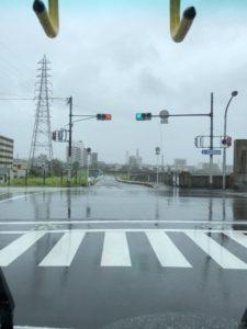 台風21号の被害画像いろいろ