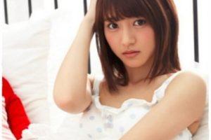 乃木坂46の若月佑美が卒業