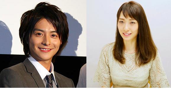 小池徹平が女優の永夏子と結婚